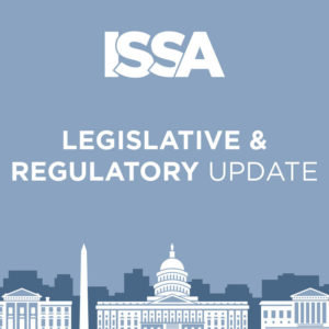 ISSA LARU—Advocacy Opportunities at ISSA Show