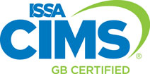 ISSA CIMS Certified Logo