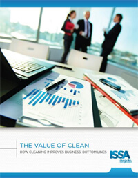 Value of Clean White Paper Cover